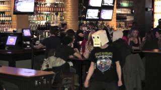 preview picture of video 'Jack Astor's Dorval does the Harlem Shake'