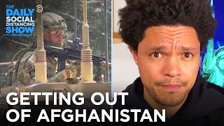 Biden to Pull U.S. Out of Afghanistan & A-Rod Buys NBA Team | The Daily Social Distancing Show
