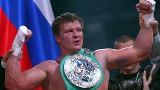 Бокс Рейтинг IBF Поветкин Кличко Джошуа