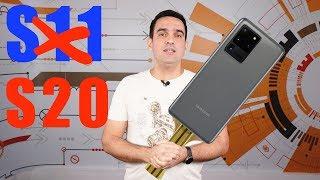 Samsung Galaxy S20: Nec Plus Ultra?