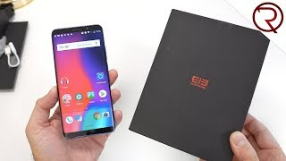 Elephone U Pro Unboxing & Hands On and Benchmarks Results