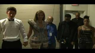 Beyonce - I Am...Yours (Behind the scenes) Part 5