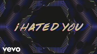 Blink 182   I Really Wish I Hated You (Lyric Video)