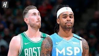 Boston Celtics vs Minnesota Timberwolves - Full Game Highlights | Feb 21, 2020 | 2019-20 NBA Season