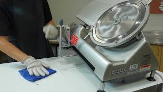 How to Clean a Deli Slicer