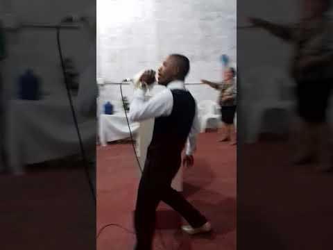 Pr Ronysbran Pereira pregação forte em Aragoiania-GO