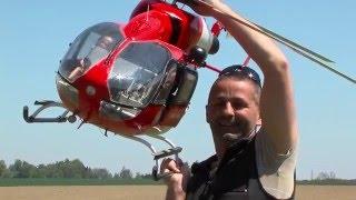 Scale Helitreffen 2016         Hubschrauber bis 40 kg am Start
