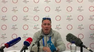 брифинг руководителя делегации из России Станислава Позднякова #OlympicAtletesFromRussia #bm24
