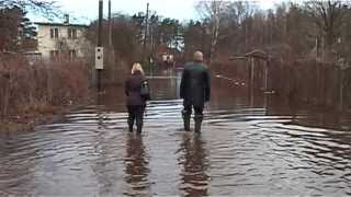 Pavasara plūdi Carnikavas novadā