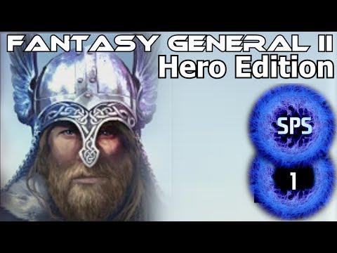 Gameplay de Fantasy General II Hero Edition