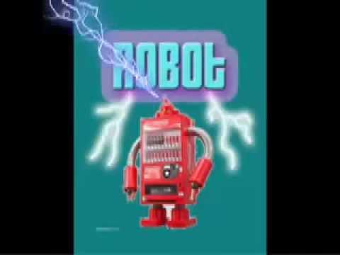 "Love & Joy - ""Funky Robot"""