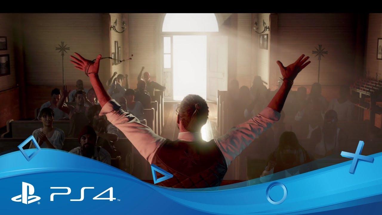 Le nouveau trailer de Far Cry 5 vous invite dans le monde dangereux d'Eden's Gate