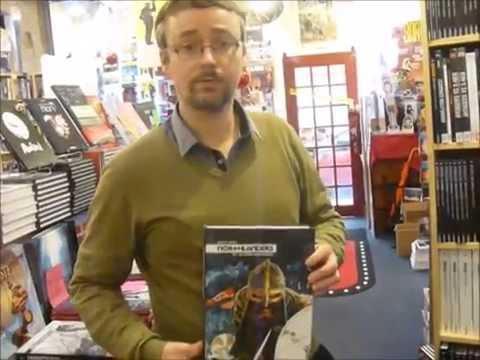 Vidéo de Brian Wood