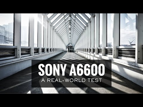 External Review Video p9fYDrqZbyo for Sony A6600 (ILCE-6600) APS-C Mirrorless Camera