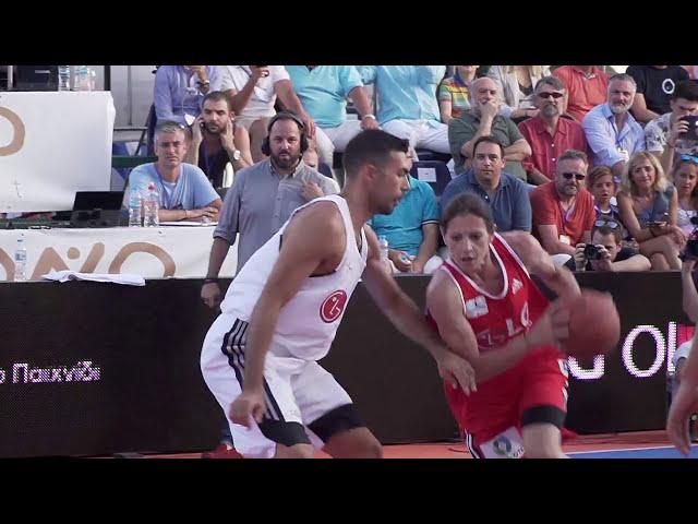 LG AegeanBall Festival 2017 - Saturday   Highlights