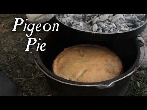 Dutch Oven Baking – Meat Pies
