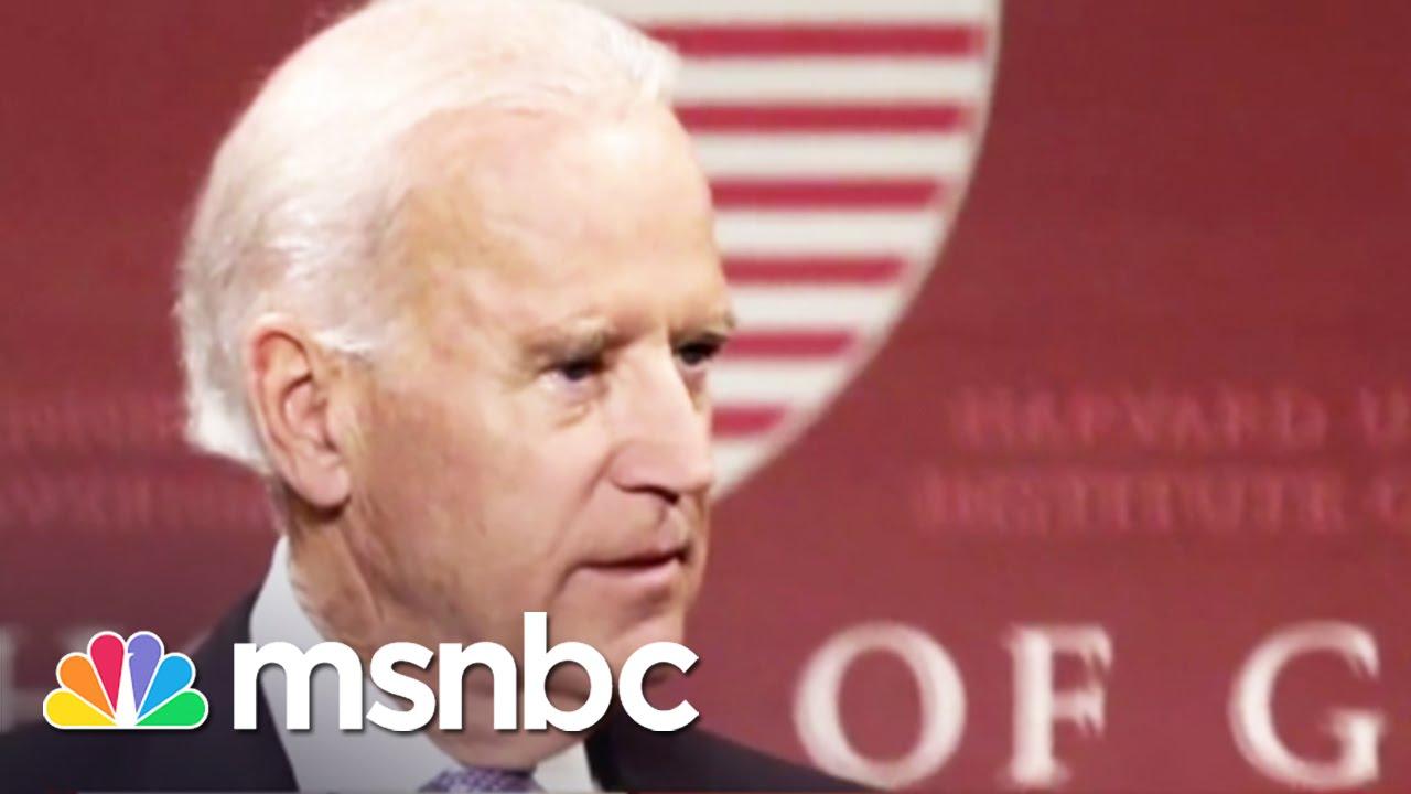 Biden Insults Anti-ISIS Allies | Morning Joe | MSNBC thumbnail