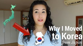 Why I Moved to Korea from Japan