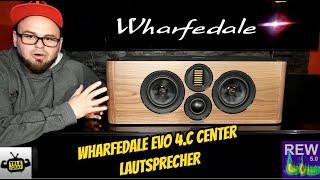 Wharfedale EVO 4.C / 3 Wege Centerlautsprecher / Review / Unboxing / Messung / MONSTER CENTER