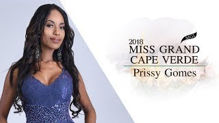 Prissy Gomes Miss Grand Cape Verde 2018 Introduction Video
