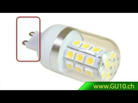 Was ist G9 LED Lampe? (www.led.ch)