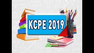 2019 KCPE exam results set for release