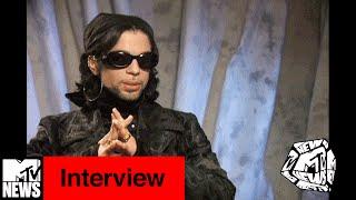 Prince on Sex, Violence, & The Influence of Music | MTV News
