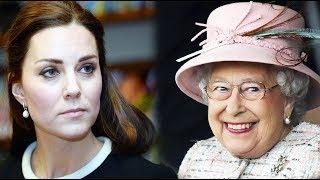 Кейт Миддлтон нарушила королевский запрет