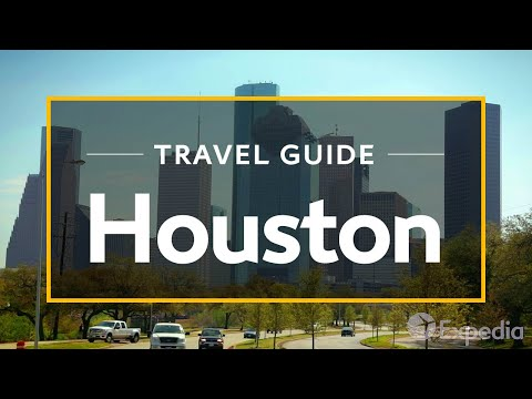 Video Houston Vacation Travel Guide | Expedia