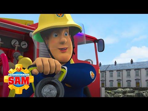 Feuerwehrmann Sam gegen den Roboterhund | NEUE Folgen | Feuerwehrmann Sam | Cartoons für Kinder