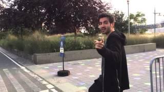 Boosted dual+ vs Marbel board electric skateboard drag race