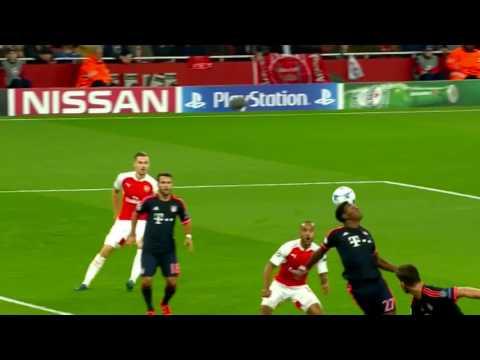 Arsenal vs Bayern Munich 2 0 All Goals & Highlights UCL 2015 16 HD 1080i