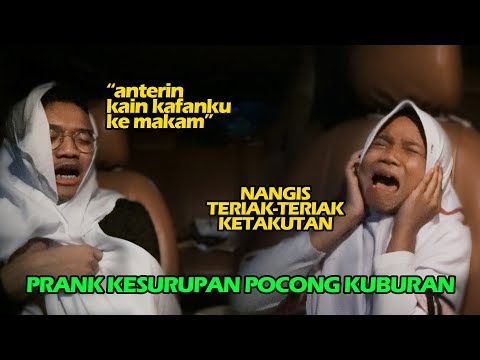 PRANK KESURUP4N P0C0NG DI DEPAN ADEK!