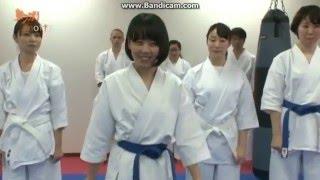 2016.2.20放送NHKBS1「美スポ!」代官山カラテスクール