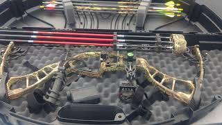 Hoyt PowerMax Great Elk Bow Demo