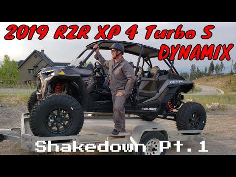 2019 Polaris RZR XP 4 Turbo S in Monroe, Washington - Video 1