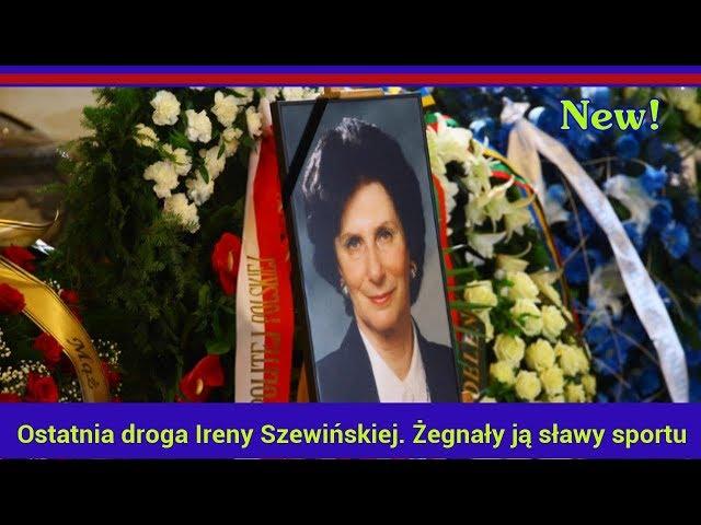 Video Aussprache von Irena Szewińska in Polnisch