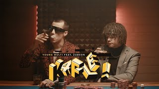 YOUNG MULTI & FAST LIFE SHARKY ft. Żabson - K4FLE! (official video)
