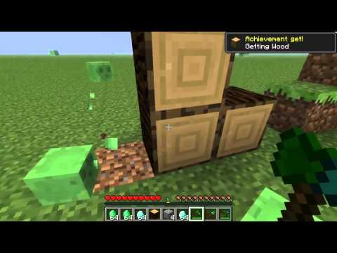 Minecraft Mod Review Of The Boss Tools Mod 1.3.1 [HD] Ft.Mazter77HD