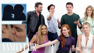 Riverdale's Cast Guesses Who's Kissing Who on Their Show | Vanity Fair