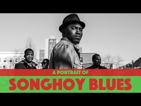 A Portrait of Songhoy Blues