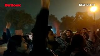 Anti-Citizenship Act Protest At India Gate