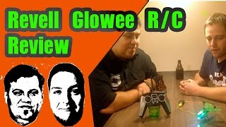 WÄBZ Review / Revell Control Glowee RC Helicopter Test