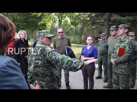 Comesser cifrato da alcool in Ucraina
