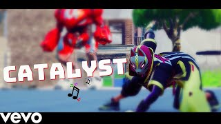 Catalyst - Whatever it takes ( Official Fortnite Music Video )