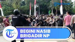 Polisi yang Banting Mahasiswa Demo di Tangerang Dapat Sanksi Demosi Tanpa Jabatan