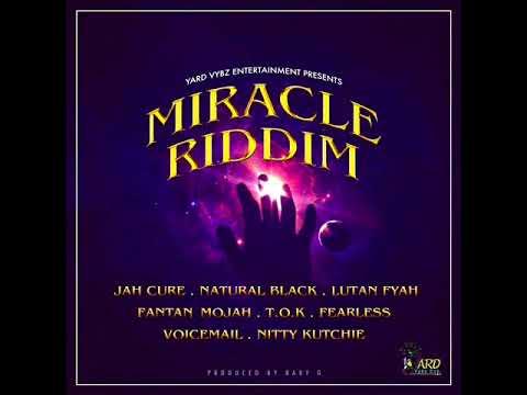 Miracle Riddim (Remastered) Feat. Jah Cure Fantan Mojah Natural Black Lutan Fyah (June 2018)