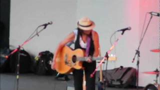 Page Wilson tribute at Dogwood Dell  7 17 2011