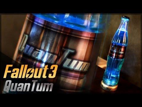 Nuka Cola Quantum | Fallout 3 | Props Travel Kit Tutorial