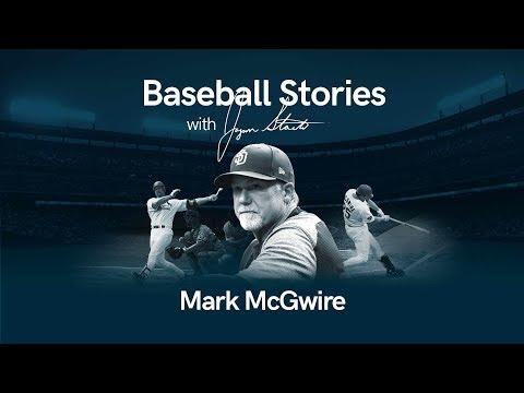 Baseball Stories - Ep. 1 Mark McGwire | Stadium